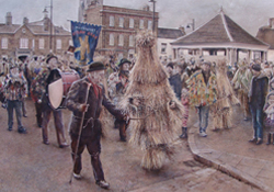 Whittlesea Straw Bear Festival